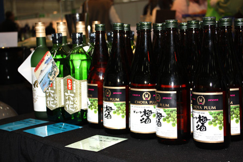 Japanese Plum Wine