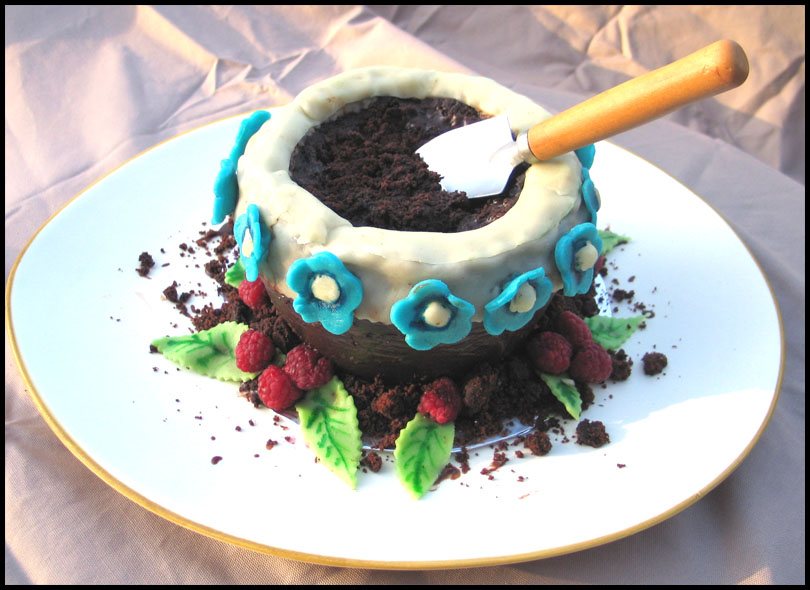 Dirt Cake - Mud Cake