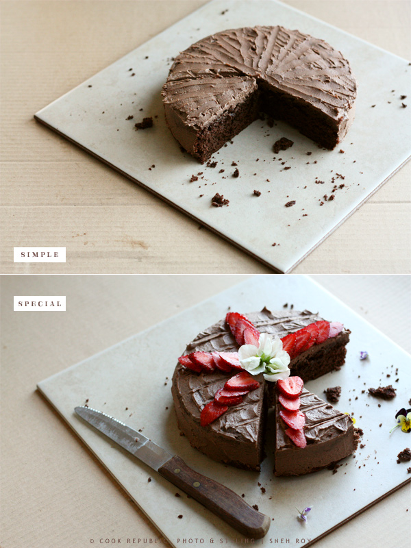 Simple To Special - Chocolate Cake