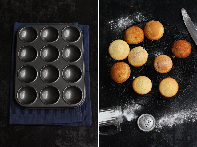 Gem Scone Pan And Cardamom Patty Cakes - Cook Republic