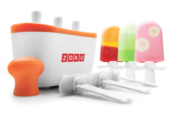 Zoku Quick Pop Maker Giveaway