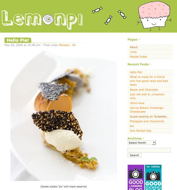Yuie's Lemonpi Blog