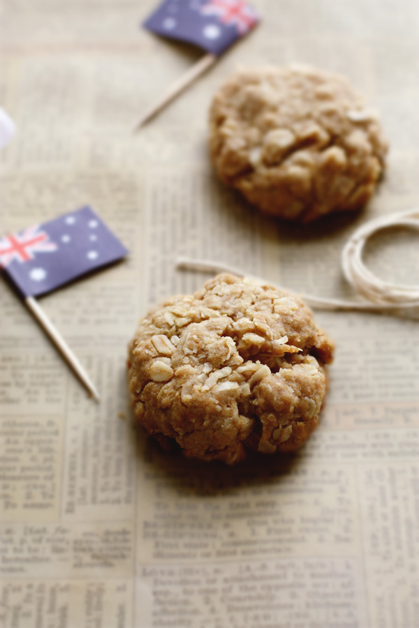 Anzac Cookies - Cook Republic