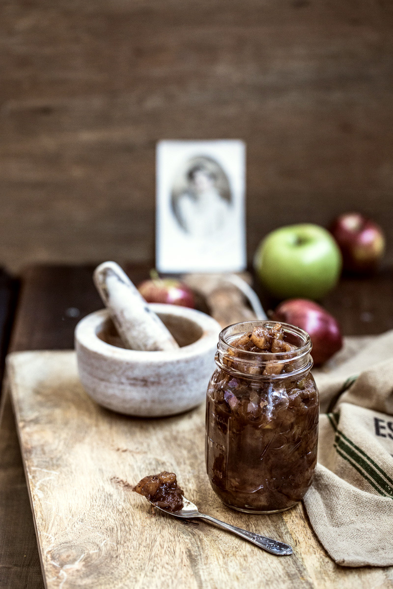 Apple Chai Spice Jam - Cook Republic