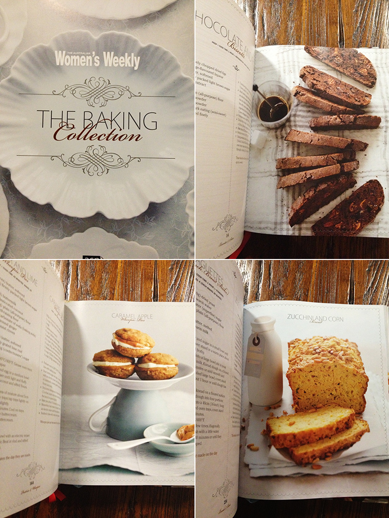 AWW - The Baking Collection Cookbook review