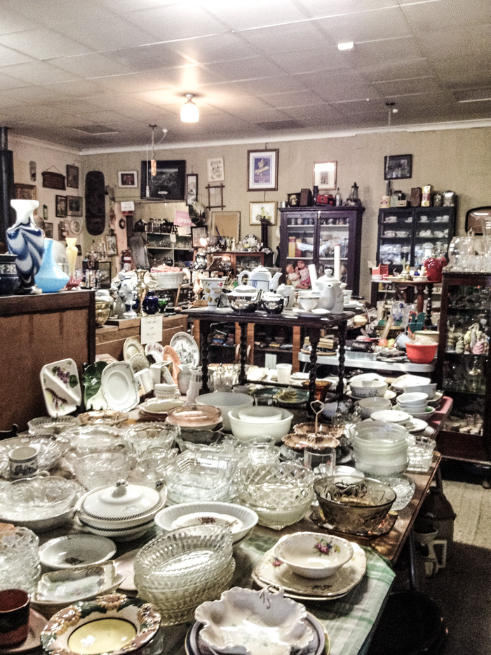 Pioneer Antiques - Prop Shopping in Barossa