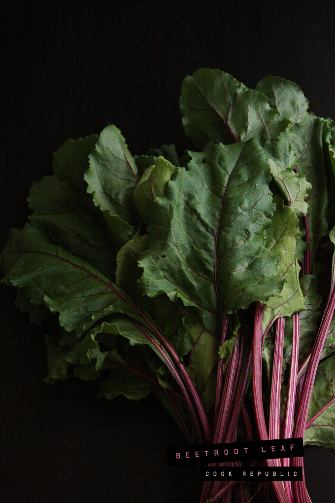 Beetroot Leaves - Cook Republic
