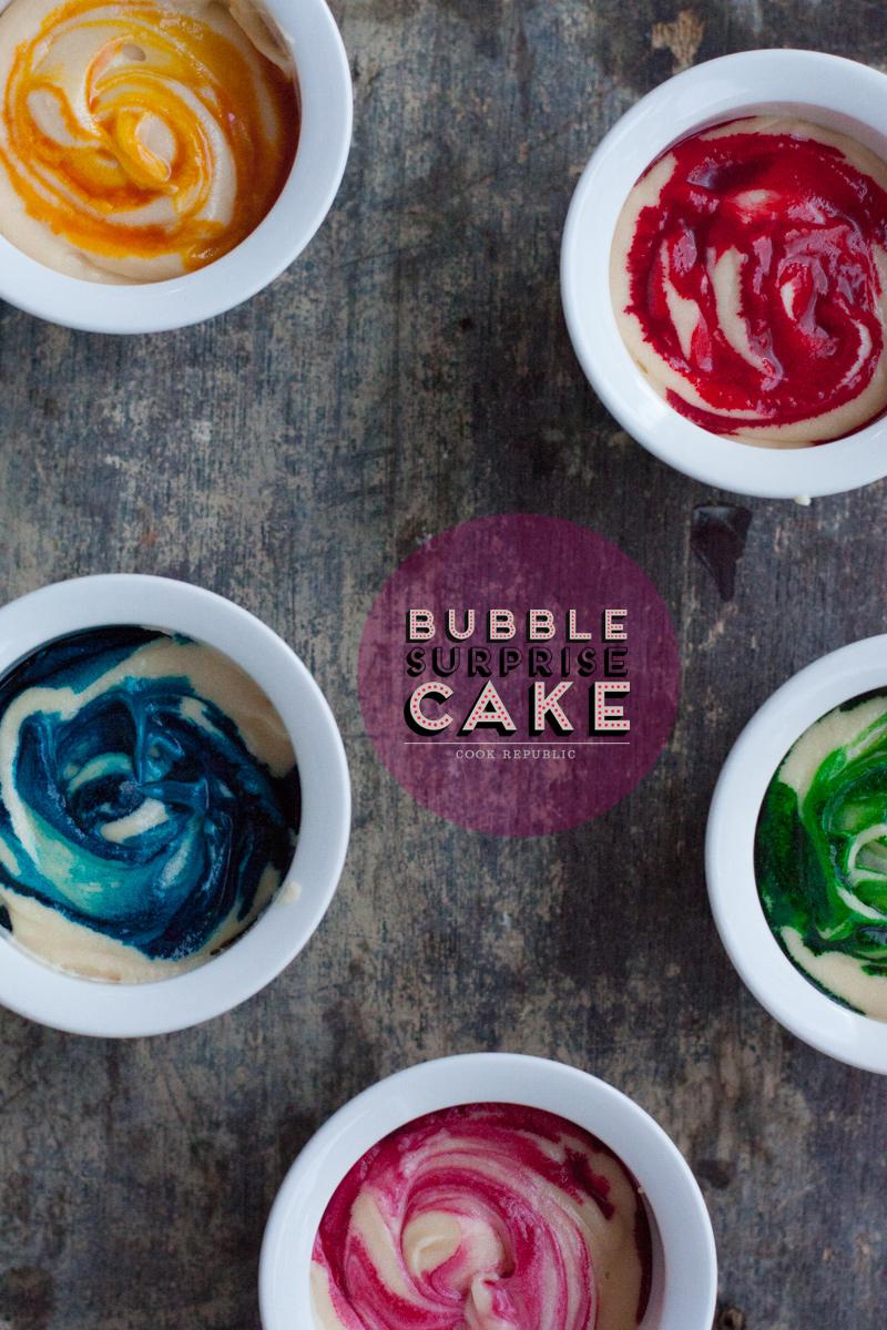 Cake Batter Colours - Cook Republic