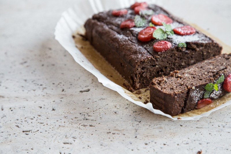 Cacao Banana Bread - Cook Republic
