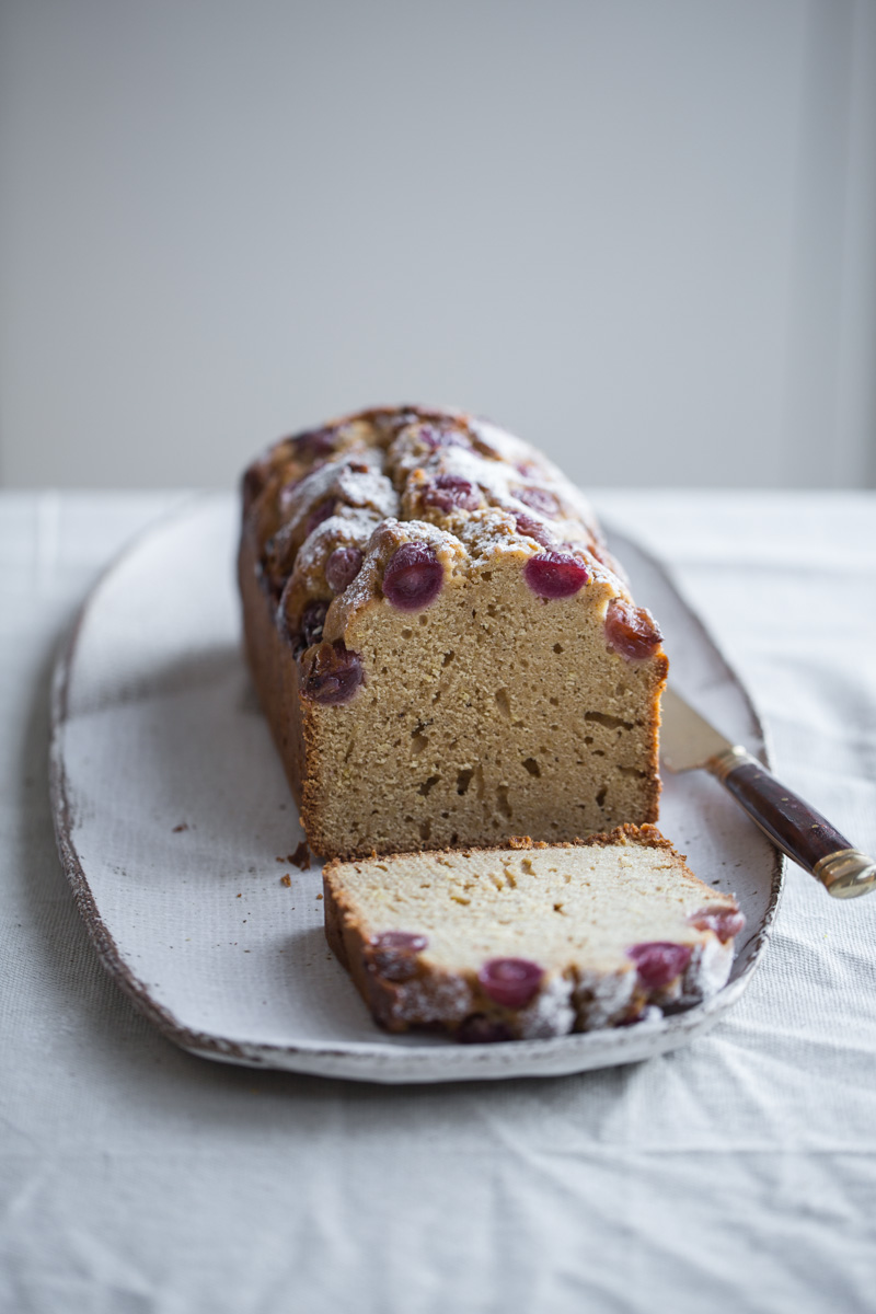 Caramel Grape Pound Cake - Cook Republic