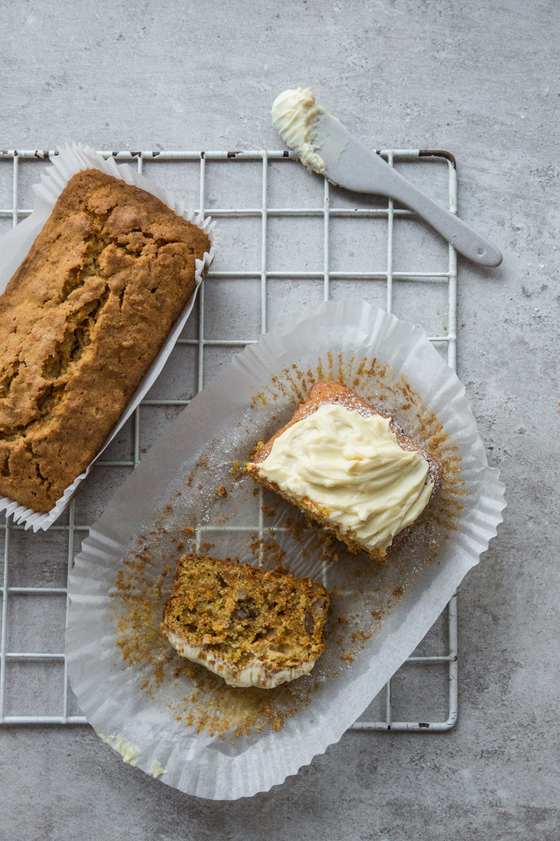 Mr Wilkinson's Carrot Cake - Cook Republic