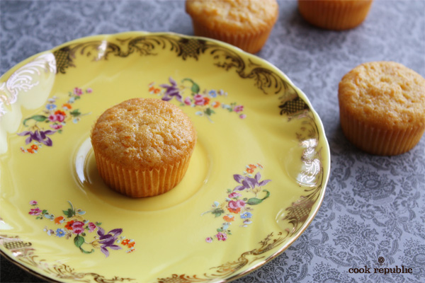 Carrot Muffins/Cupcakes