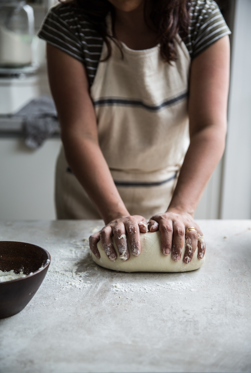 Kneading Dough - Cook Republic