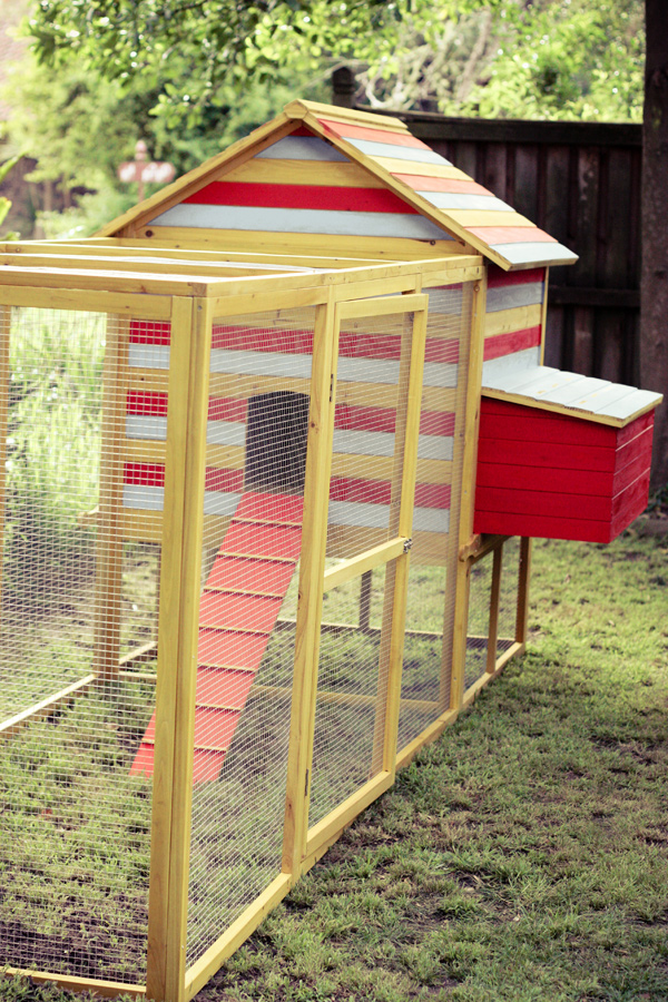 Hen House - Chicken Coop