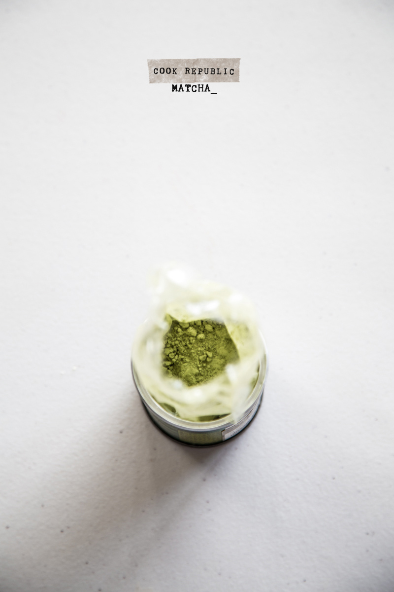 Matcha - Cook Republic