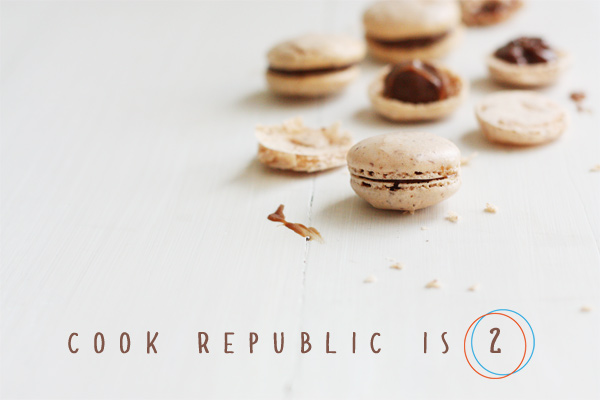 Cook Republic is 2!!