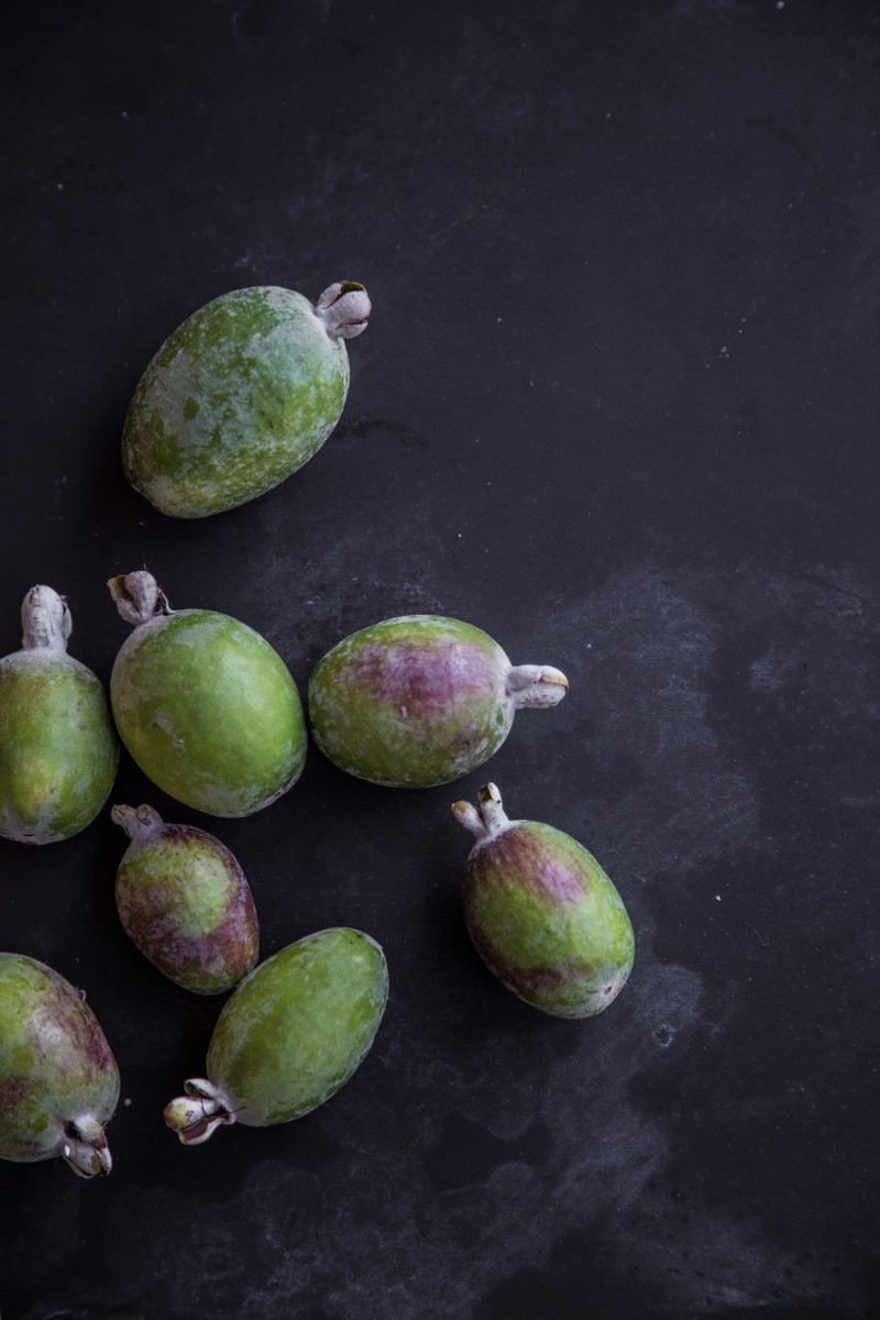 Feijoas - Cook Republic