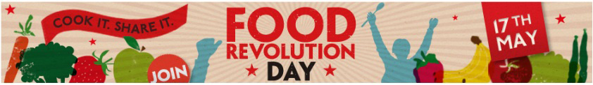 Join Food Revolution Day