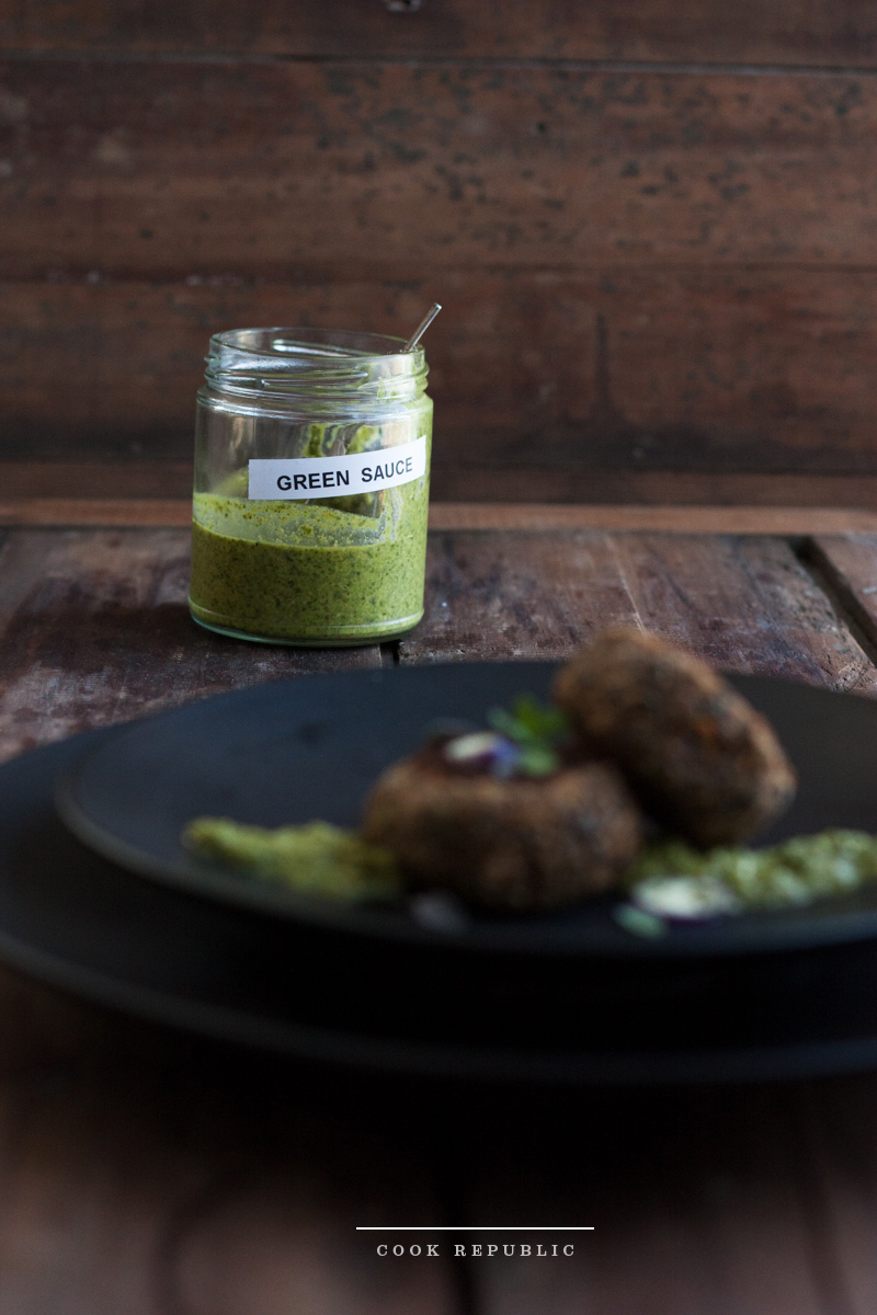 Green Sauce - Cook Republic