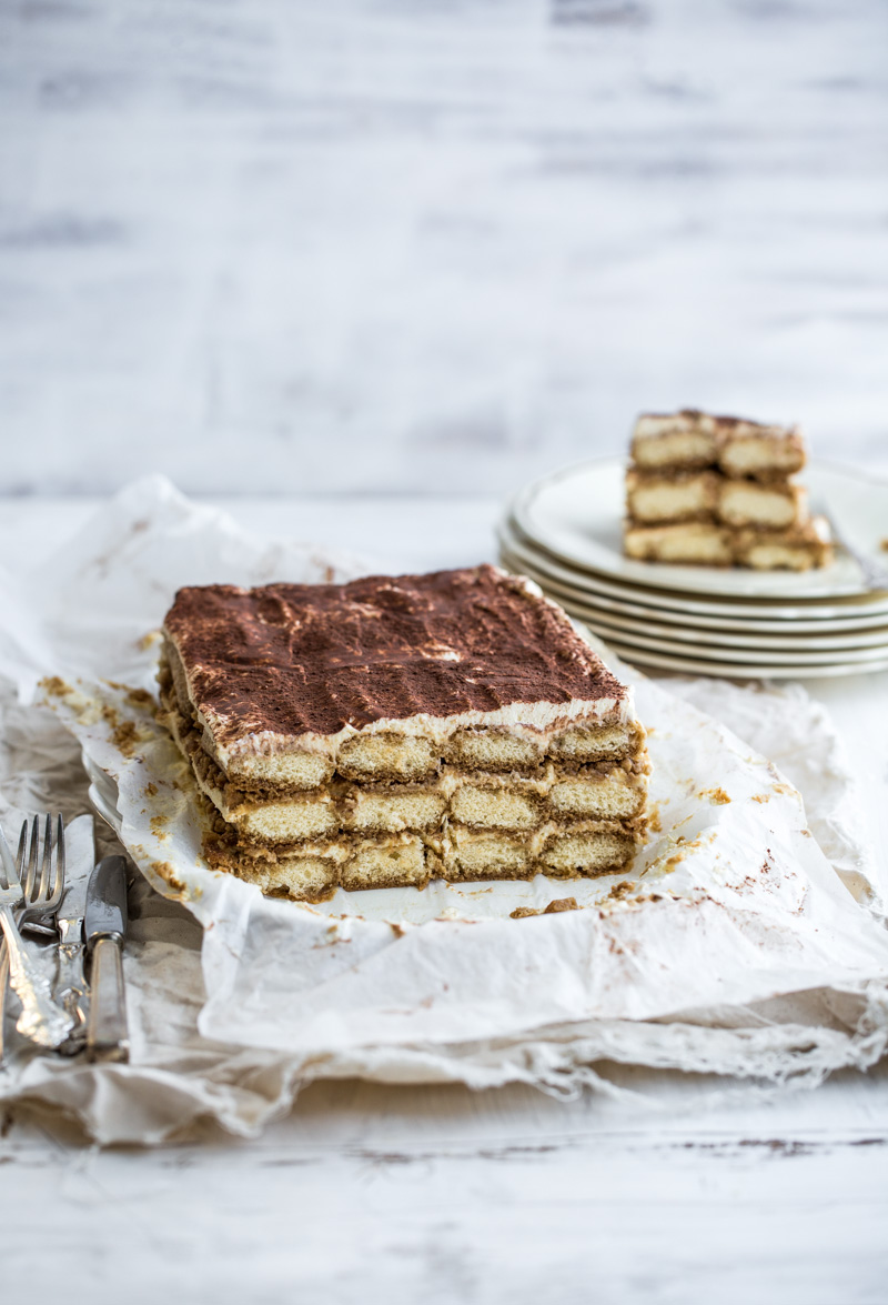 Gingerbread Tiramisu - Cook Republic