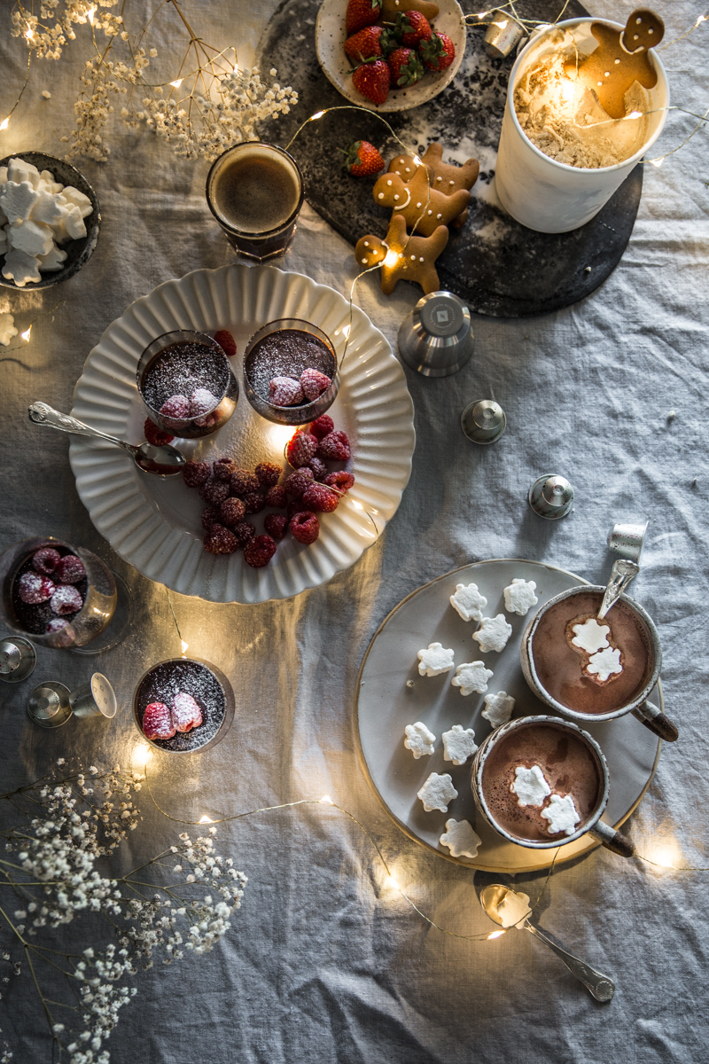 20 Minute Christmas Coffee Desserts With Nespresso - Cook Republic
