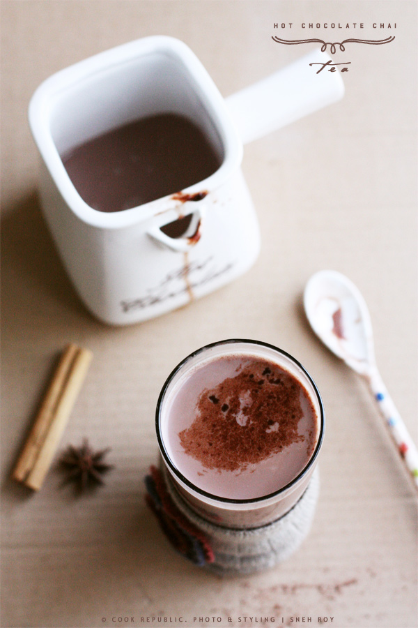 Hot Chocolate Chai
