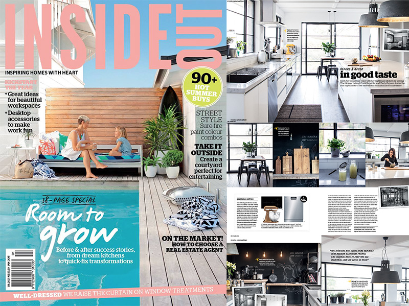 Inside Out January 2015 Cook Republic Feature