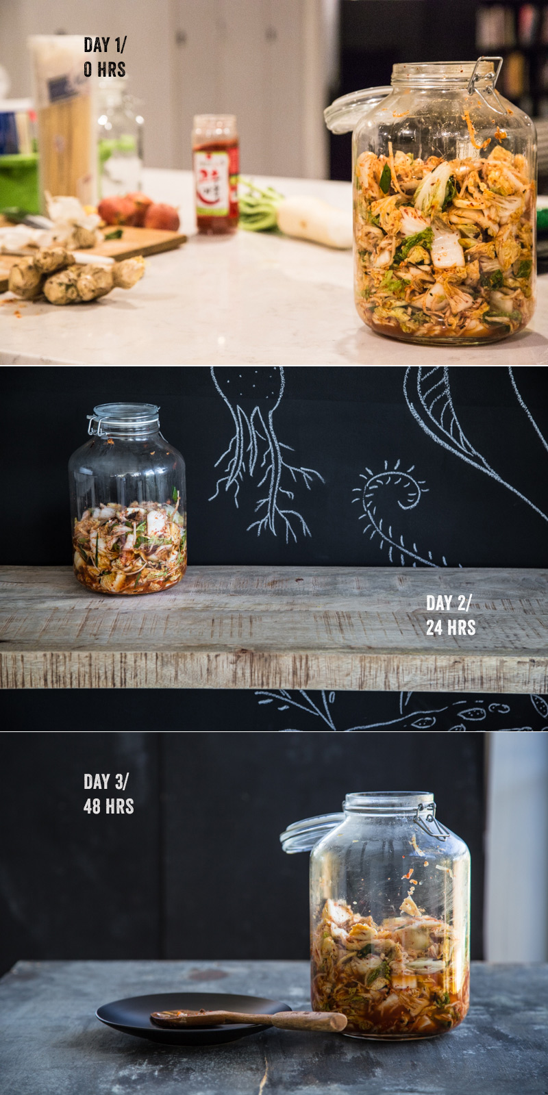 How To Make Kimchi - Cook Republic