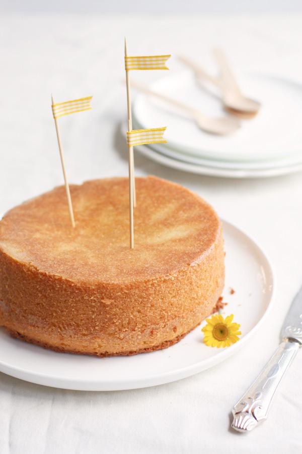 Lemon Cake Cook Republic