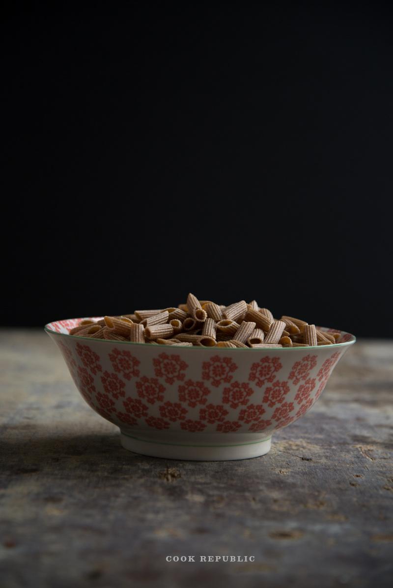 Whole Grain Pasta -  Photo Sneh Roy