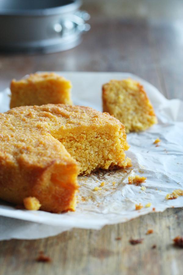 Mandarin Polenta And Macadamia Cake Cook Republic