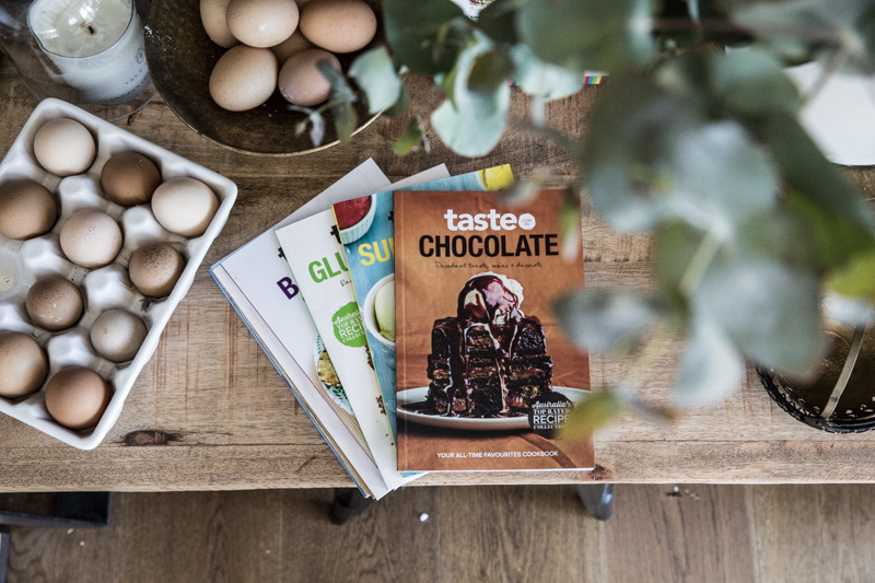 Cookbooks Styling - Cook Republic