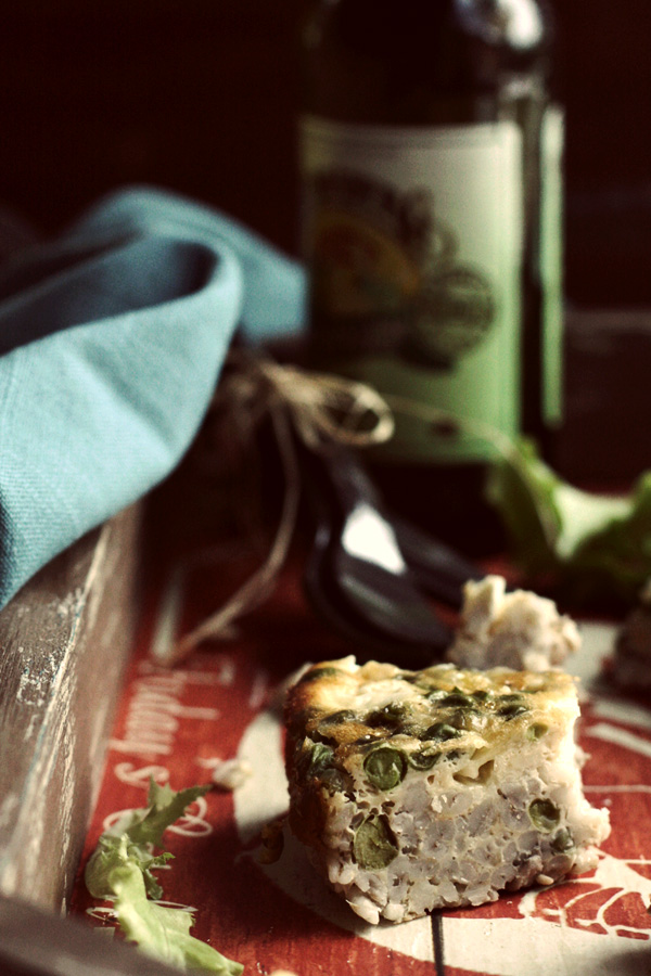 Pearl Barley Pie Slice