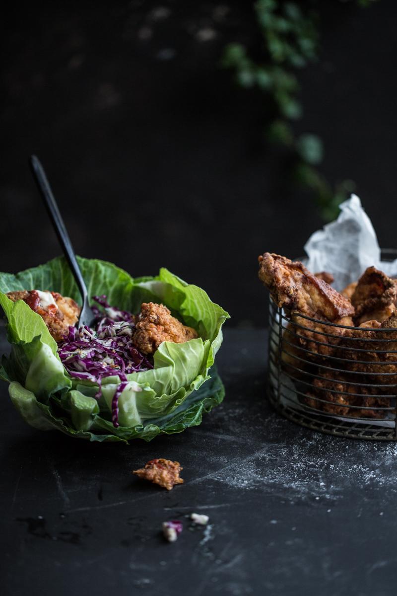 Quinoa Buttermilk Fried Chicken - Cook Republic