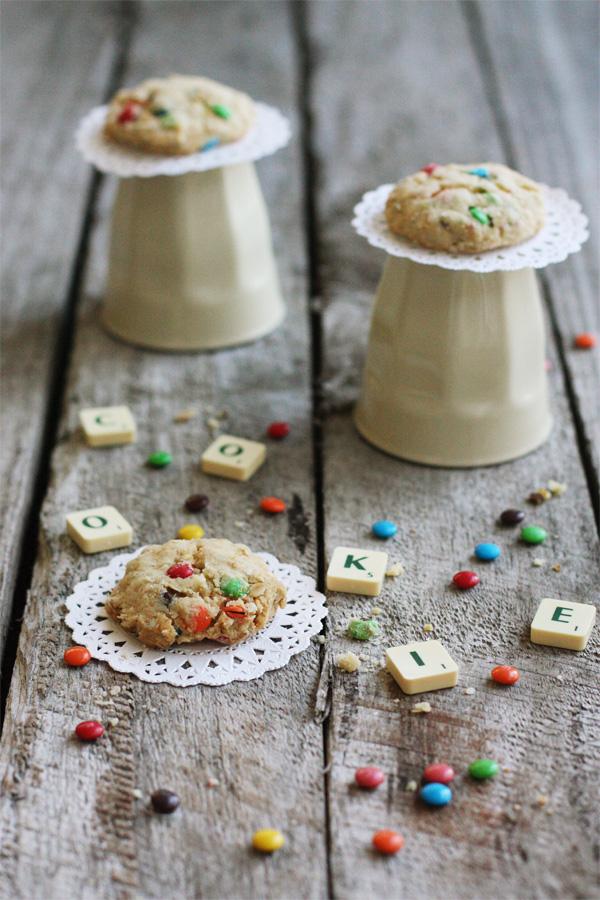 Quinoa Cookies - Sneh Roy