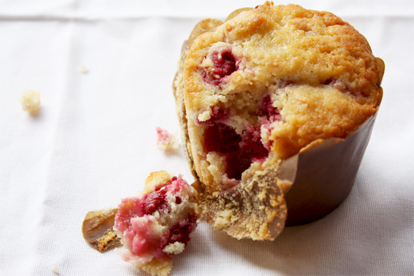 Ramona And Beezus Raspberry Muffins
