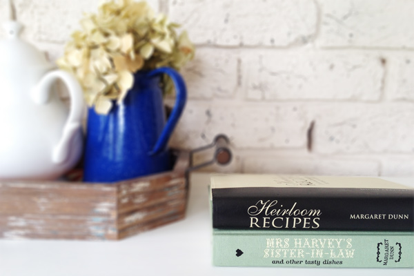 Mrs. Harvey's Sister-In-Law Cookbook Review