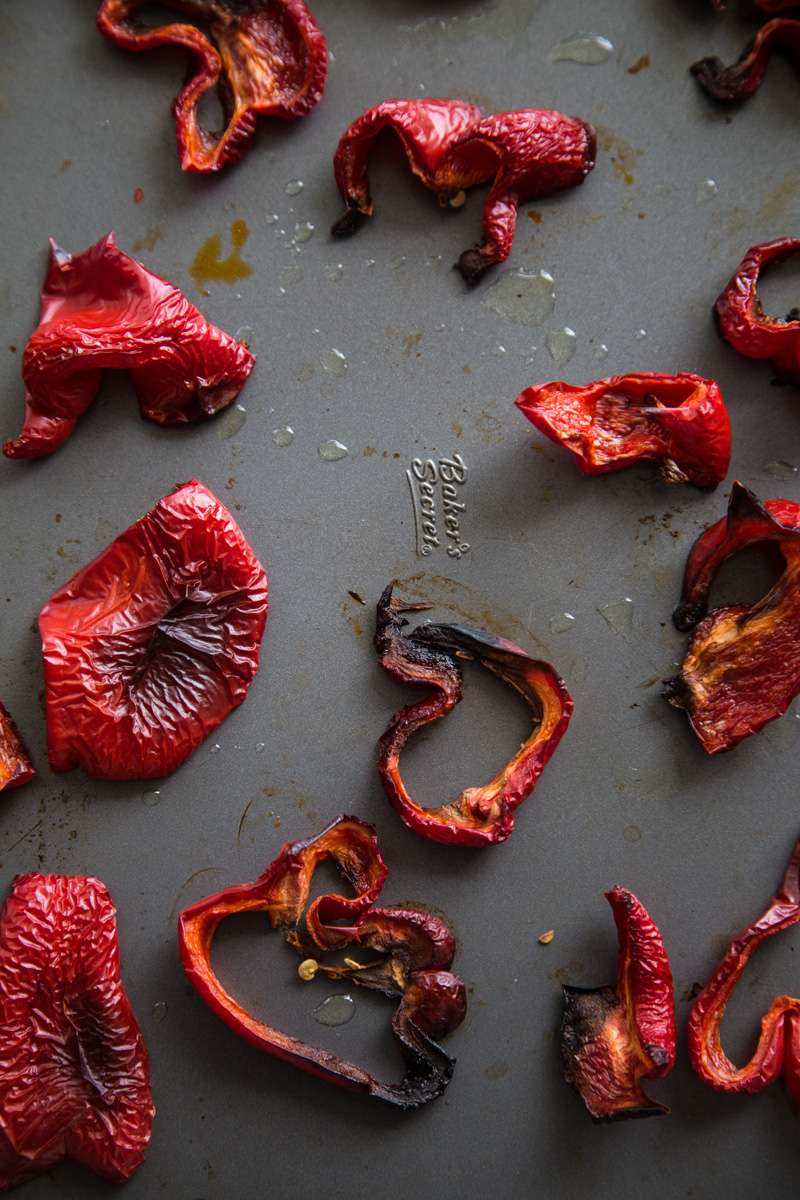 Roasted Red Capsicum - Sneh Roy, photo