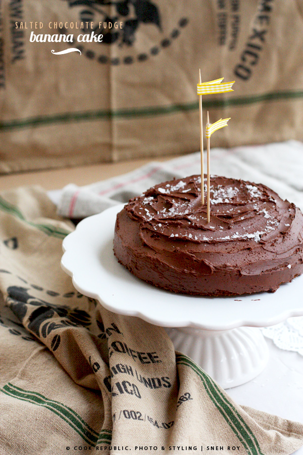Donna Hay Banana Cake With Golden Syrup