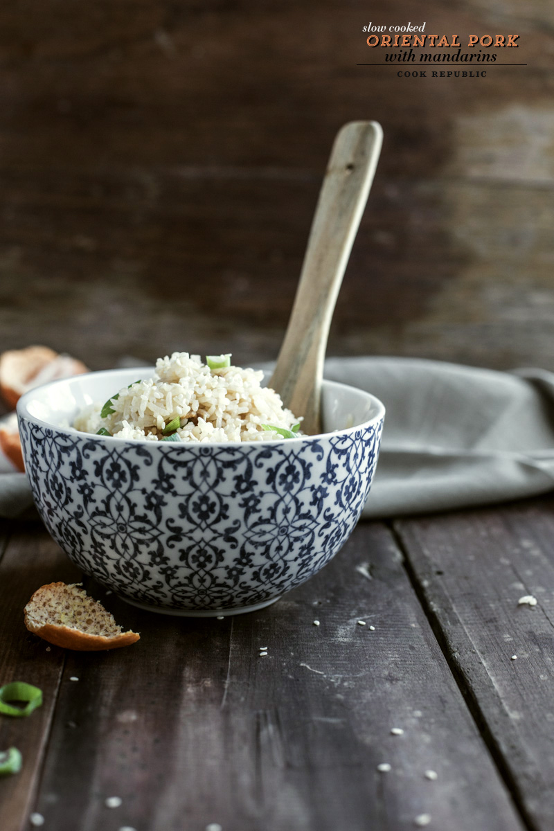 Tamari And Sesame Rice
