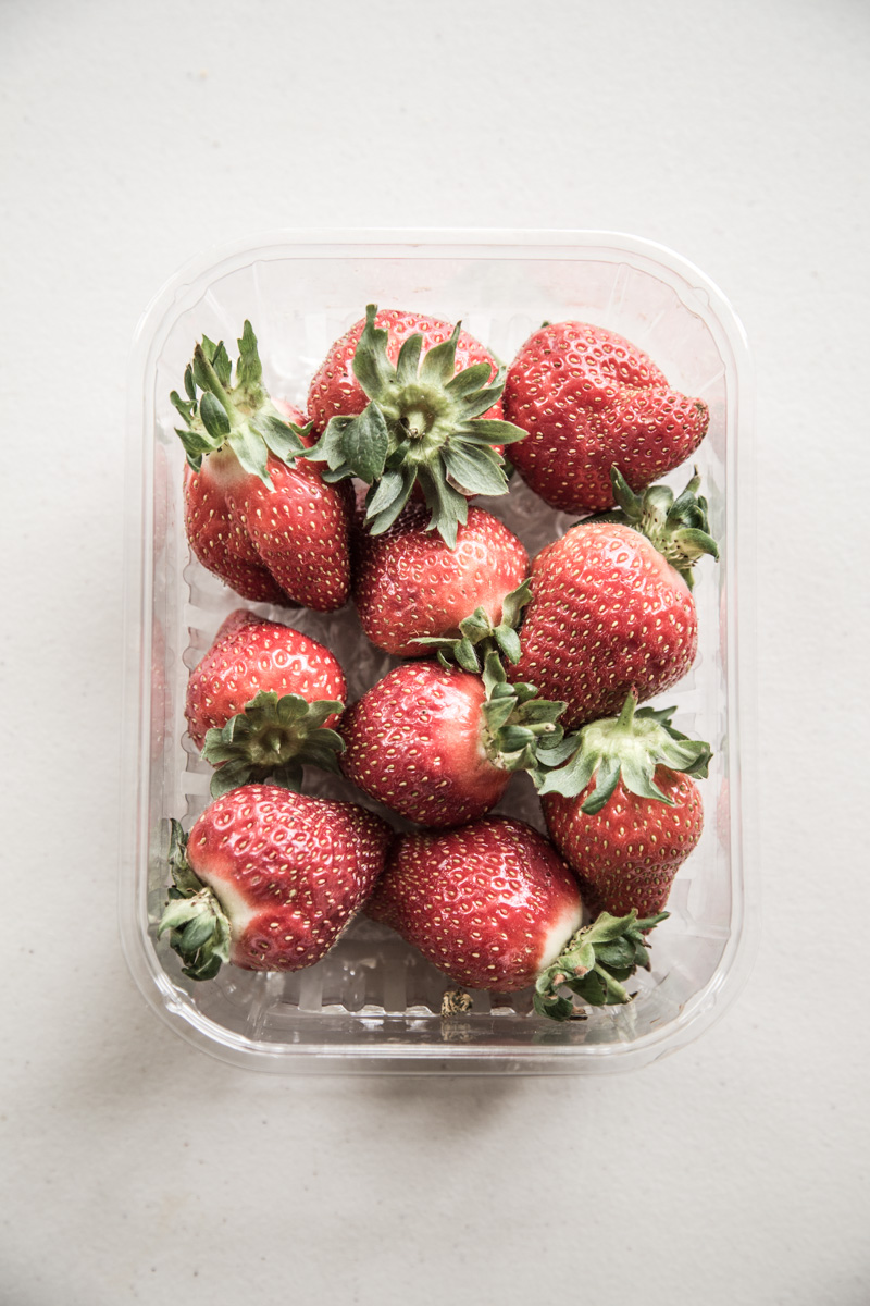 Strawberries - Cook Republic