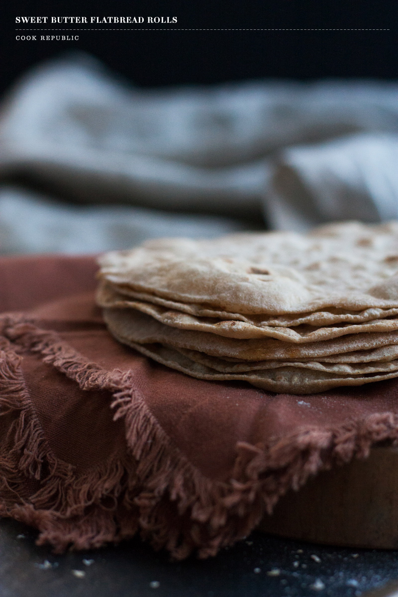 Flatbreads - Cook Republic