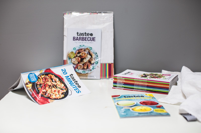 Taste.com.au Mini Cookbook Collection