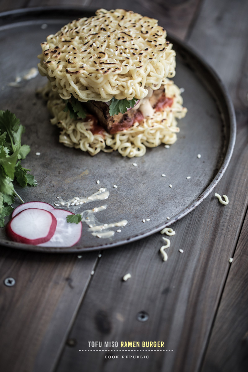 Ramen Burger - Photo/Styling, Sneh Roy