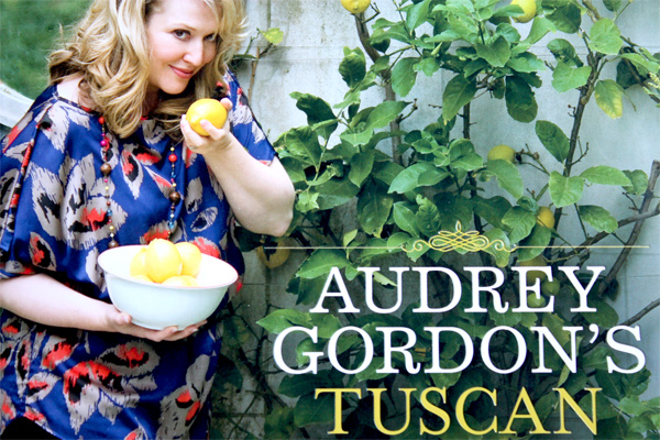 Audrey Gordon's Tuscan Summer - A Cookbook review