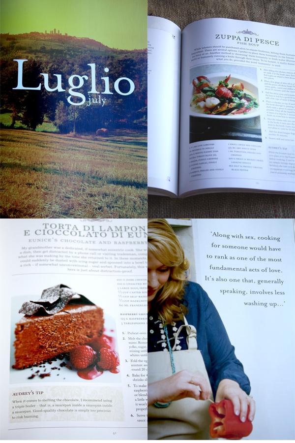 Tuscan Summer Recipes