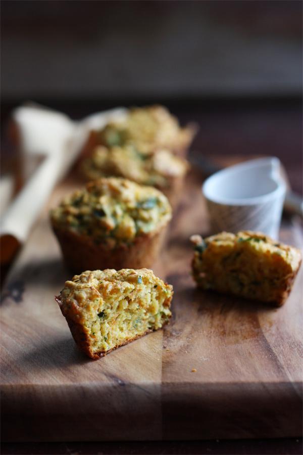 Pick Me Up Veggie Muffins