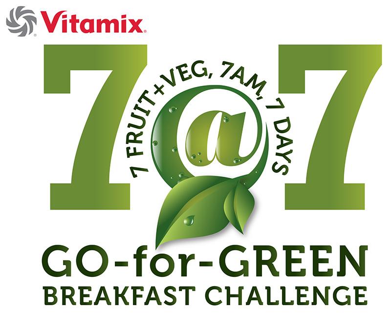 Vitamix 7@7 Challenge
