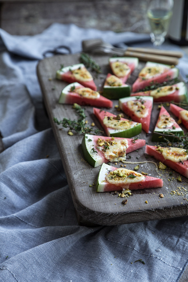 Watermelon Grilled Cheese - Cook Republic