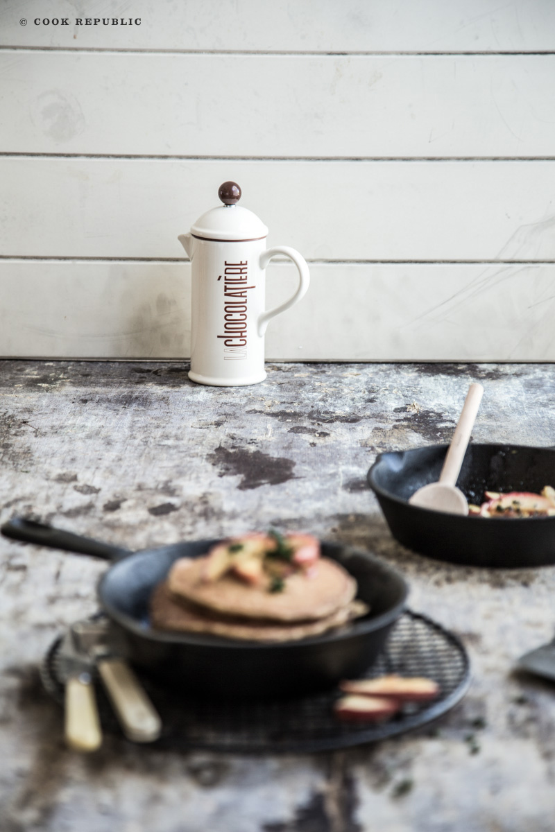 Pancakes And Hot Chocolate - Sneh Roy, Photography